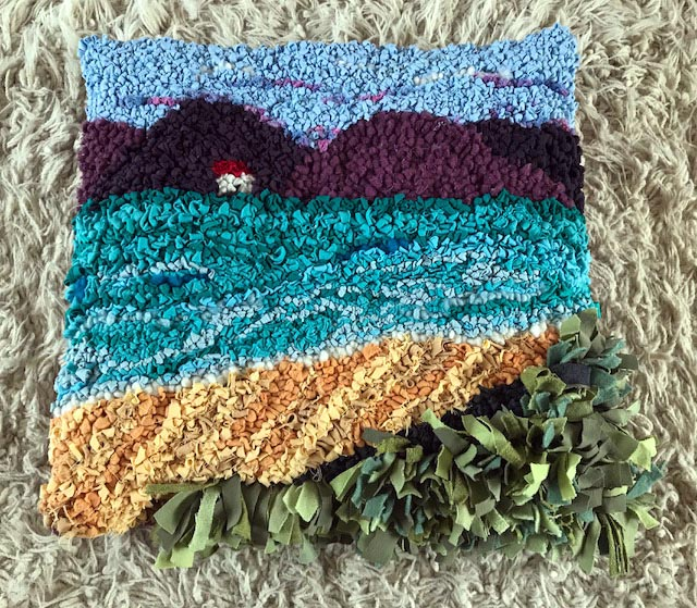 Large Rag Rugs For Sale Uk: Rag Rug Course Scotland
